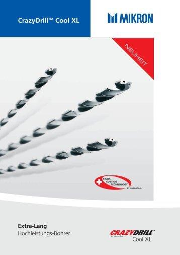 CrazyDrillTM Cool XL Extra-Lang - Scheinecker GmbH Wels