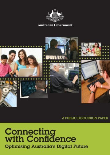 Connecting with Confidence Optimising Australia's Digital Future - A ...