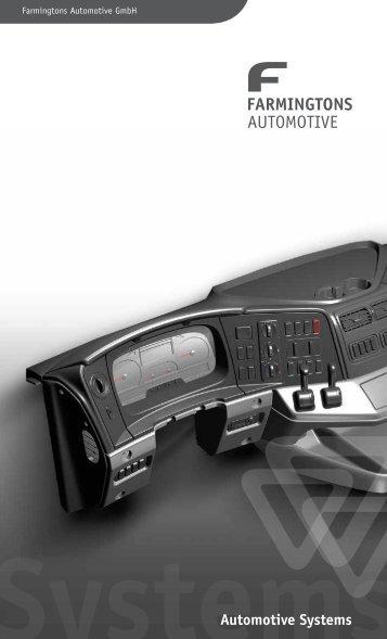 Automotive Systems - Farmingtons Automotive