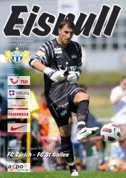 FC Zürich - FC St.Gallen