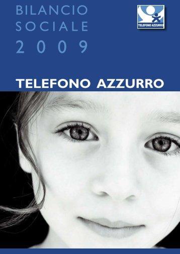 BILANCIO SOCIALE - Telefono Azzurro