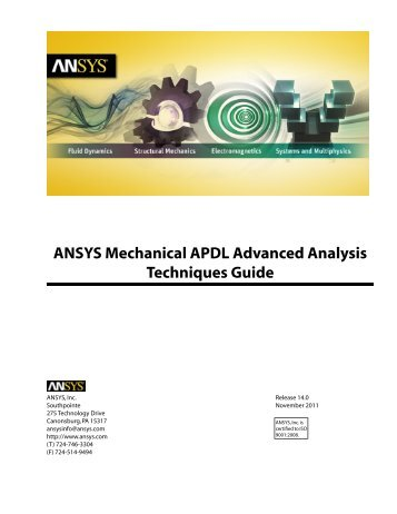 Advanced Meshing Techniques in ANSYS Workbench