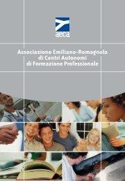 Scarica la brochure di Aeca in formato .pdf