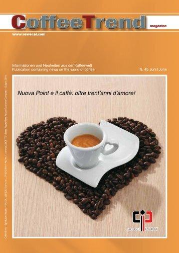 Nuova Point e il caffè: oltre trent'anni d'amore! - Newscai