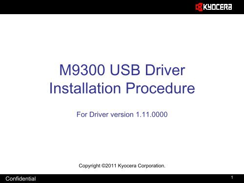 KYOCERA ECHO USB DRIVER FOR WINDOWS 7