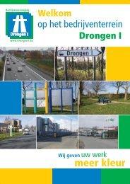 Brochure Drongen I LR .pdf - Ondersteuningspunt Ondernemers Gent