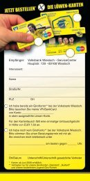 Flyer (pdf) - SAP Arena
