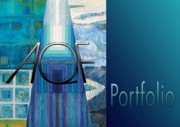 AQF portfolio - Art Quilt Fusion