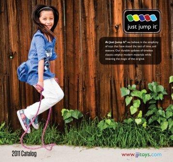 2011 Catalog - Just Jump It
