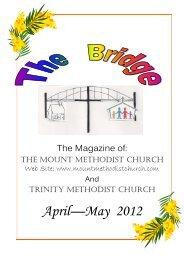 Apr May 12 Bridgelarge.pdf - Mount Methodist Church, Fleetwood