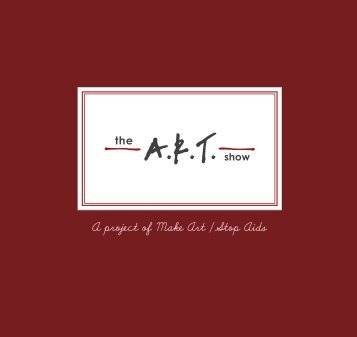 View the A.R.T Show catalogue - KZNSA