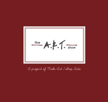 View the A.R.T Show catalogue - KZNSA