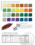 FOR THE HOT GLASS ARTS - Spectrum Glass - Page 4