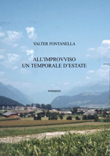 All'improvviso un temporale d'estate - di Valter - Nicola Saba