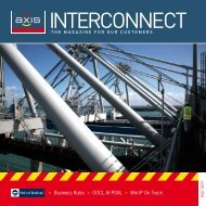 INTERCONNECT - Ports of Auckland