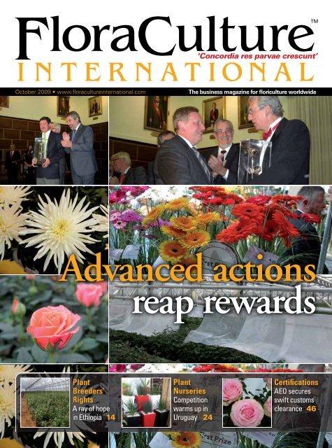 Download Pdf Floraculture International