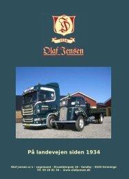 Omslag side 2-3 - Olaf Jensen A/S