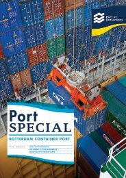 Container Special - Port of Rotterdam