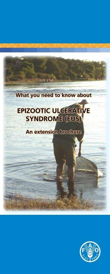 EPIZOOTIC ULCERATIVE SYNDROME (EUS) - OIE Africa