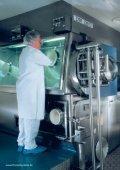 Produktbroschüre Isolatoren und Containments - bei Process Systems - Seite 6