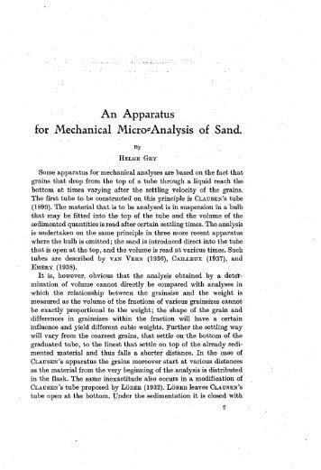 Meddelelser fra Dansk Geologisk Forening 1941, bind 10, hæfte 1, s ...