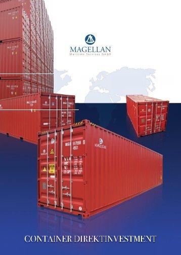 CONTAINER DIREKTINVESTMENT - Magellan-Maritime