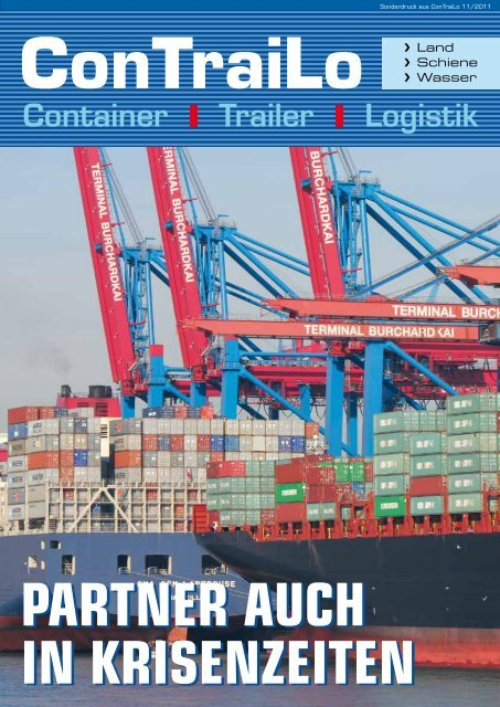 Container   Trailer   Logistik - Magellan-Maritime