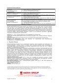 Technisches Merkblatt AMONN ... - AMONNCOLOR - Seite 2