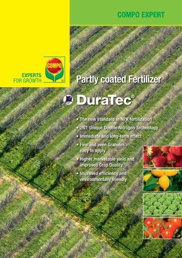 DuraTec® - COMPO EXPERT