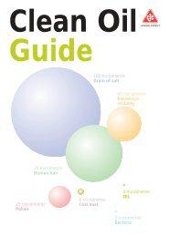 CJC - Clean Oil Guide.