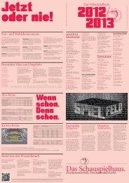 2012/2013 - Kulturserver Hamburg