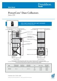 PowerCore® Dust Collectors