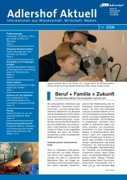 AA 11/2006 - Adlershof