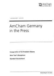 ArnCnarn Germany - AmCham Germany