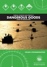 Carriage, Handling and Storage of Dangerous Goods along
