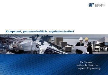 Kompetent, partnerschaftlich, ergebnisorientiert - HPMlog Project ...
