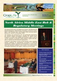 North Africa Middle East Hub & Regulatory Meetings
