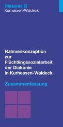 Rahmenkonzeption (Kurzfassung) - (PDF, 136 kB) - Diakonisches ...