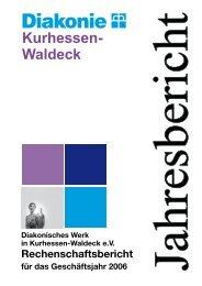 Diakonisches Werk in Kurhessen-Waldeck