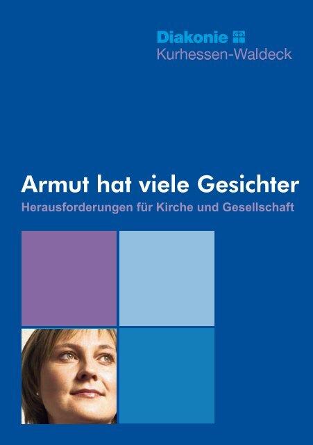 Armut hat viele Gesichter - Diakonisches Werk in Kurhessen-Waldeck