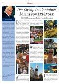 ERDINGER Champ – das Bier im Container - Seite 2