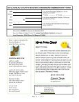 juneau county master gardeners - Cooperative Extension County ... - Page 7