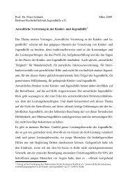 Anwaltliche Vertretung - geRecht in NRW