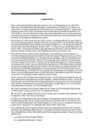 Einbringung der Novellierung des Diakoniegesetzes - Diakonisches ...