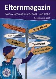 Unsere Lehrer - Saxony International School