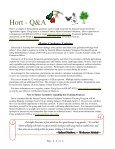 MASTER GARDENERS - Cooperative Extension County Offices ... - Page 6