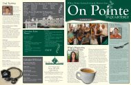 Summer 2012 Newsletter - Willow Pointe Assisted Living and ...