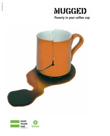 Poverty in your coffee cup - INTI