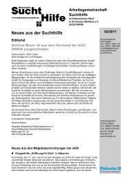 Newsletter 2/2011 - Diakonisches Werk in Kurhessen-Waldeck