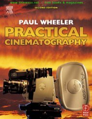 1 The Director of Photography – an overview